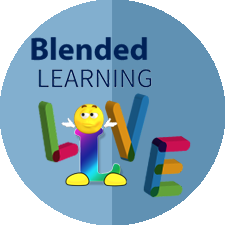Letters Spell Live for Blended Learning Live