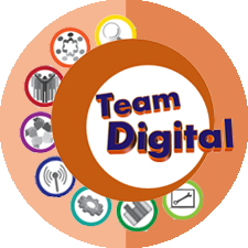 Gears Image for Team Digital Training
